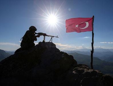 PKK'ya 'kış üslenmesi' operasyonu: 109 terörist etkisiz hale getirildi