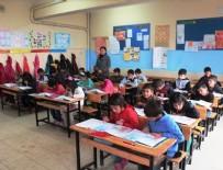 Sınır ilçelerinde eğitime ara verildi