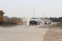 Suriye Milli Ordusu Komutanları Sınırda İnceleme Yapıyor