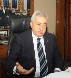 TESK Başkanı Palandöken Açıklaması 'Teröre Hiçbir Zaman Geçit Yok'