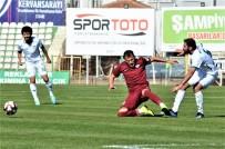 TAŞKıRAN - TFF 2. Lig Açıklaması Kırşehir Belediyespor Açıklaması 2 - Bandırmaspor Açıklaması 2