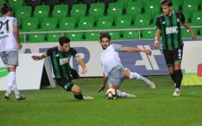 TFF 2. Lig Açıklaması Sakaryaspor Açıklaması 1 - Sivas Belediyespor Açıklaması 0