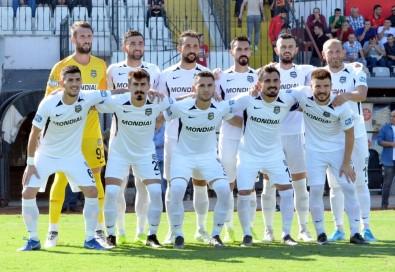 TFF 3. Lig Açıklaması Nazilli Belediyespor Açıklaması 1 - Somaspor Açıklaması 1