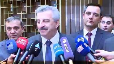 'TSE'nin Birikimlerini Azerbaycan Ekonomisine Kazandırmayı Amaçlıyoruz'