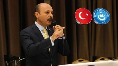 Türk Eğitim Sen Genel Başkanı Geylan Açıklaması '82 Milyonun Yüreği Kahraman Mehmetçiğimiz İçin Çarpmaktadır'