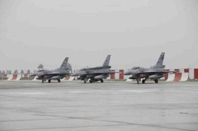 Türk savaş uçakları terör örgütlerini imha etti