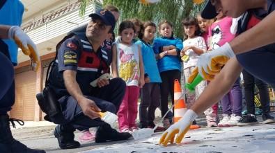 Türkeli'de Jandarmadan 'Güvenli Geçiş ' Çalışmaları