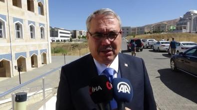 Vali Gündüzöz Açıklaması 'Alparslan-2 Barajı, 3 Milyar Lirayı Bulan Bir Yatırım'