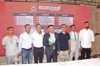 KURA ÇEKİMİ - World Winners Cup İçin Alanya'da Kuralar Çekildi