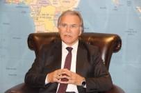 MEHMET ALI ŞAHIN - YİK Üyesi Şahin, 'Amacımız Bir Barış Koridoru Oluşturmaktır'