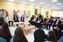 Başkan Kocaman, Öğrencilerle Bir Araya Geldi