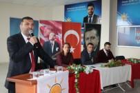 Başkan Sarıcaoğlu Açıklaması 'Liderimizin Etrafında Kenetlendik'