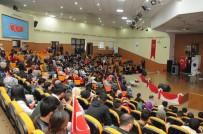 Batman'da Cumhuriyet Değerlerine Bağlılık Ve Atatürk'ün İzinde Konferansı