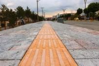 KALDIRIMLAR - Bitlis'te 'Engelli Dostu Modern Kaldırım' Dönemi