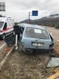 Boyabat'ta Trafik Kazası Açıklaması 1 Ölü