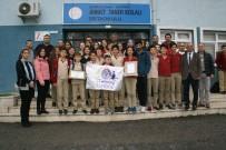 Devrek Ahmet Taner Kışlalı Ortaokulu'na Avrupa Ödülü