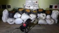 Elazığ'da Jandarma 2 Ton 370 Kilo Kaçak Tütün Ele Geçirdi