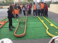 Eyüpsultan'da Mini Golf Festivali Başladı