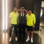 CEBRAIL - Fenerbahçe'nin Kiralık Oyuncuları Yakın Takipte