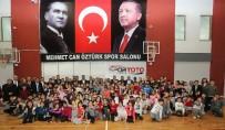 'Haydi Canik Spora' Projesi Hayata Geçti