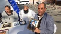 HDP Önündeki Ailelerin Evlat Nöbeti 2'Nci Ayına Girdi
