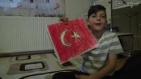 Hendek Belediye Başkanı Turgut Babaoğlu 'Bayrak' Şiirini Okudu