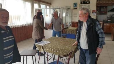 İGM Başkanı Günal Köy Köy Geziyor