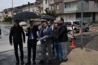 İnegöl Şehit Ömer Halisdemir Caddesi'ne Kavşak Düzenlenmesi