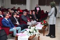 ISPARTA BELEDİYESİ - Isparta Belediyesinden Anne-Babalara 'Çocuklar Sınırlara Neden İhtiyaç Duyar?' Semineri