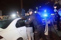 POLİS HELİKOPTERİ - İstanbul'un 39 İlçesinde Helikopter Destekli 'Huzur Uygulaması'