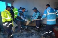 İzmit Belediyesi'nden Yangın Mağdurlarına Yardım Eli