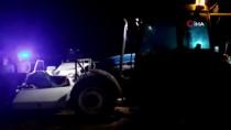 Kahramanmaraş'ta Otomobil İle Traktör Çarpıştı Açıklaması 2 Yaralı
