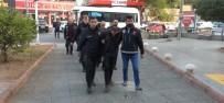 Kahramanmaraş Ve Gaziantep'te Uyuşturucu Operasyonu Açıklaması 8 Gözaltı