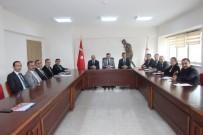 Karabük'te 'Mesleki Çalışmalar Toplantısı'