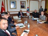 Kırşehir'de Güvenlik Tedbirleri Koordinasyon Toplantısı Yapıldı