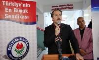 KÜÇÜKÇEKMECE BELEDİYESİ - Memur-Sen Genel Başkanı Ali Yalçın Açıklaması