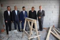 Müftü Bozkurt, Varto'da İncelemelerde Bulundu