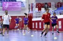 Muratpaşa Kadın Hentbol Takımı Rize Deplasmanında