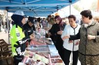 Polis Eşleri Derneğinden Öğrenciler Yararına Kermes