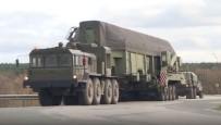 BALİSTİK FÜZE - Rusya Filosuna Yeni Balistik Füze Yerleştirdi