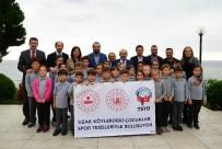 Şehir Merkezine Uzak İlçelerin Çocukları Spor Tesisleriyle Buluştu