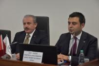 TBMM Başkanı Şentop Açıklaması 'Türkiye'yi Güçlü Kılan Devlet Millet Bütünleşmesidir'