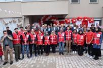 Türk Kızılay'ından İhtiyaç Sahipleri İçin Elazığ'da 'Mağaza'