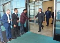 SULTAN ALPARSLAN - Yeniden Refah Partisi Genel Başkan Yardımcısı Aydal Muş'ta
