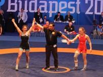 BUDAPEŞTE - Zeynep Yetgil dünya üçüncüsü oldu