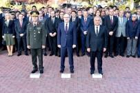 AFYONKARAHISAR BELEDIYESI - Afyonkarahisar'da Atatürk Törenlerle Anıldı