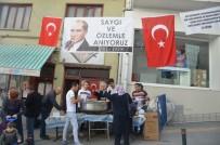 Atatürk Adına Mevlid-İ Şerif Okutuldu, Helva Dağıtıldı