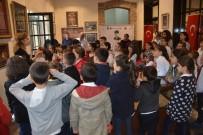 Atatürk Müzesine Okullardan Büyük İlgi