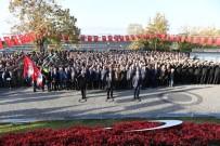 Atatürk Ölümünün 81. Yılından Kocaeli'de Anıldı