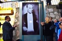 Atatürk'ün Resimleri Ve Sözlerinin Sergilendiği 100. Yıl Duvarı Açıldı